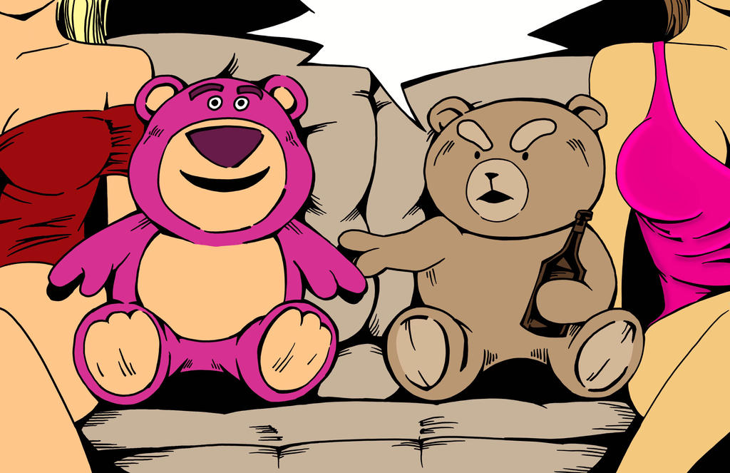 TED  Lotso night out  by kar123