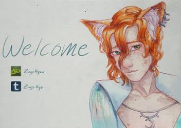 Welcome by ZuzoHyuu