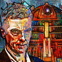 The Twelfth Doctor - Am I a Good Man? by evisionarts