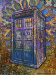 Tardis by evisionarts