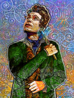 Eighth Doctor by evisionarts