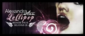 Alexandra Stan Lollipop.