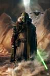 Jedi Fett The Smoke Pits