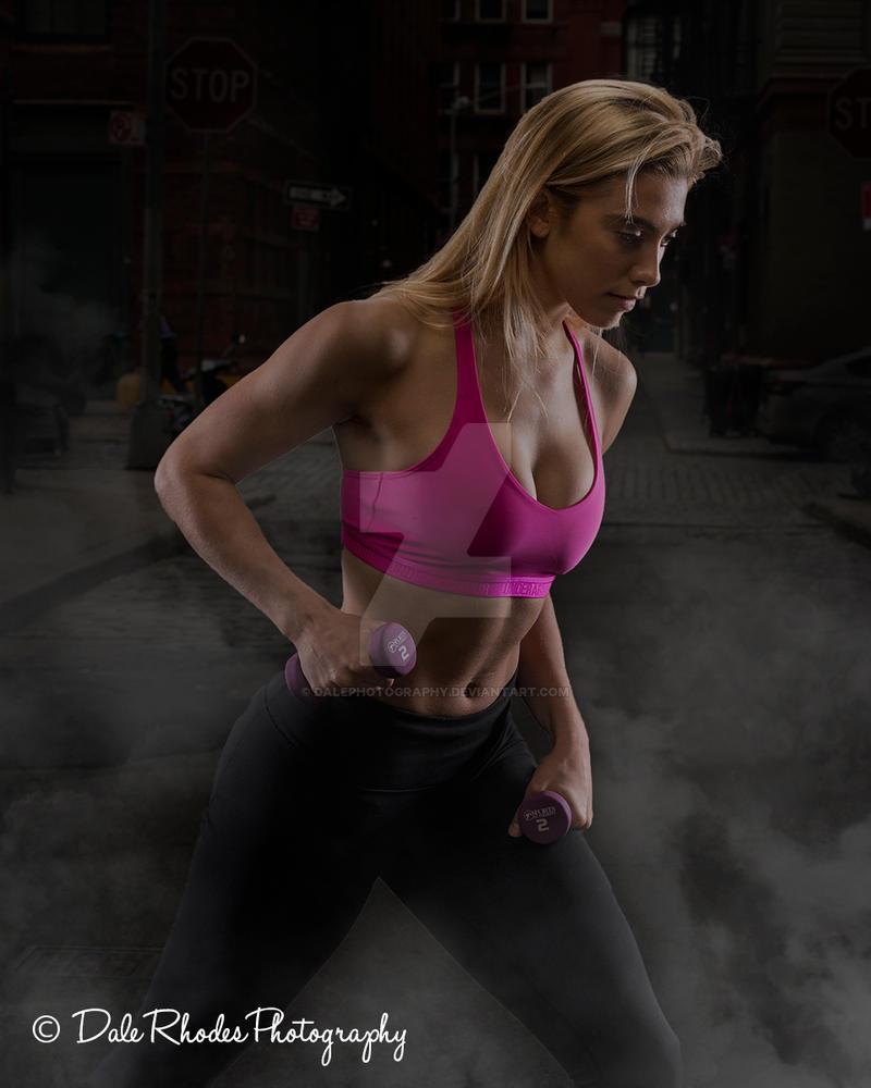Smokin' Workout by DalePhotography