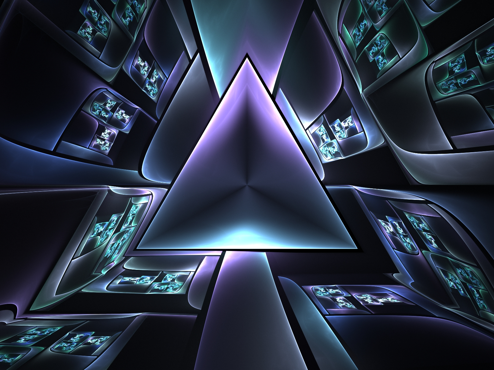 Dimensional Portal by aerphis