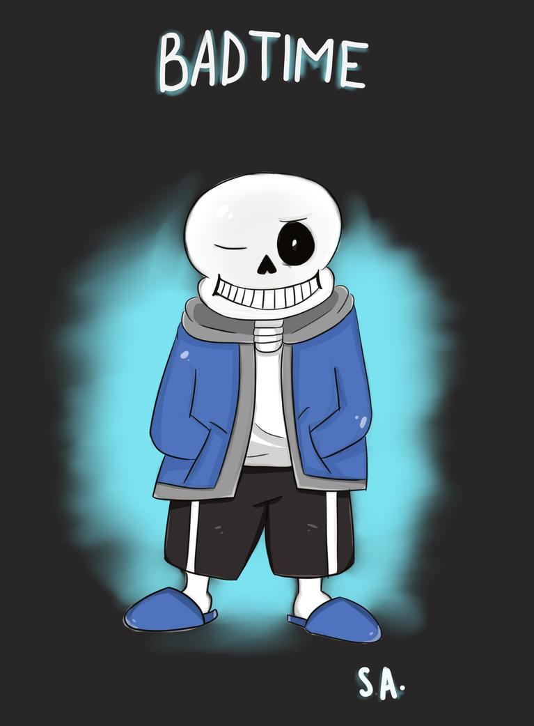 Sans Undertale by Shoopi3