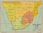 An alternate South Africa and the Orange Republic