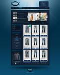 Ploud-Shop - Shopdesign