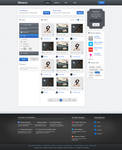 Behance.net - Redesign