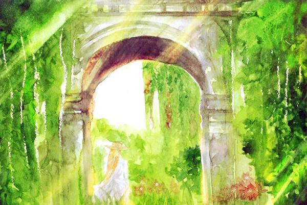 The garden by Alice19sai