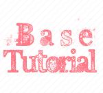 b a s e tutorial by Silky-Doll