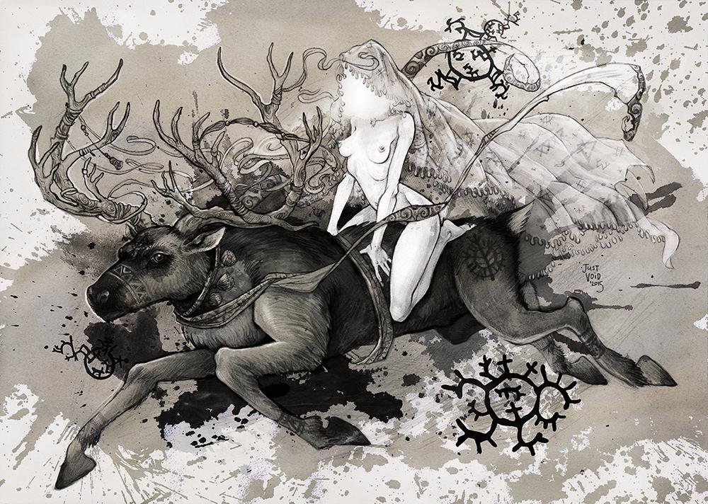 Saami tales by LimbicSplitter