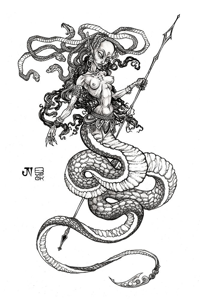 Medusa by LimbicSplitter