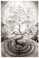 Tree of Knowledge by LimbicSplitter