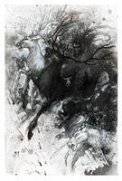 Wild Hunt by LimbicSplitter