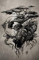 The Tree's Hermit by LimbicSplitter