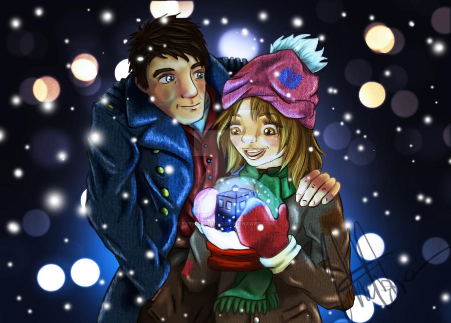 A Stolen Christmas by EveHarding92