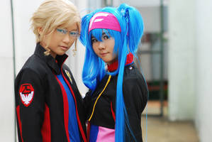Macross Frontier: As One by jingggg
