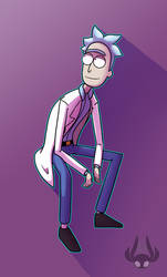 Young Rick by Werewolf9595