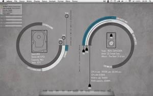 July desktop on my Macbook by vlcr