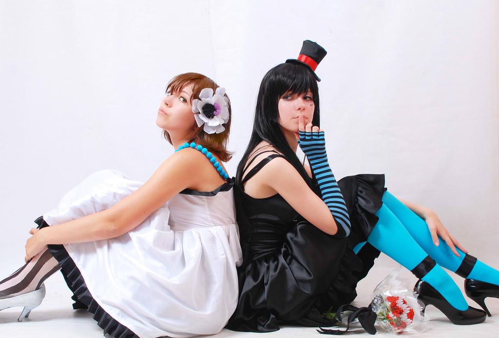 K-on Cosplay by Tenori-Tiger