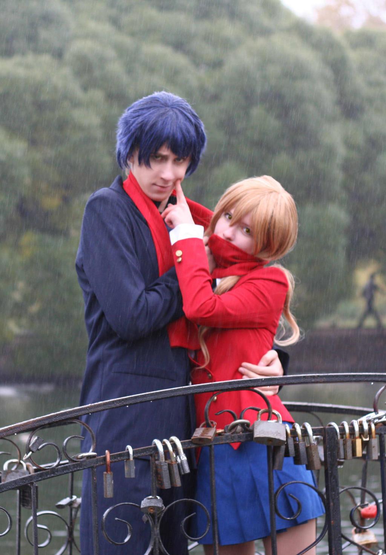 Ryuuji and Taiga cosplay by Tenori-Tiger on DeviantArt