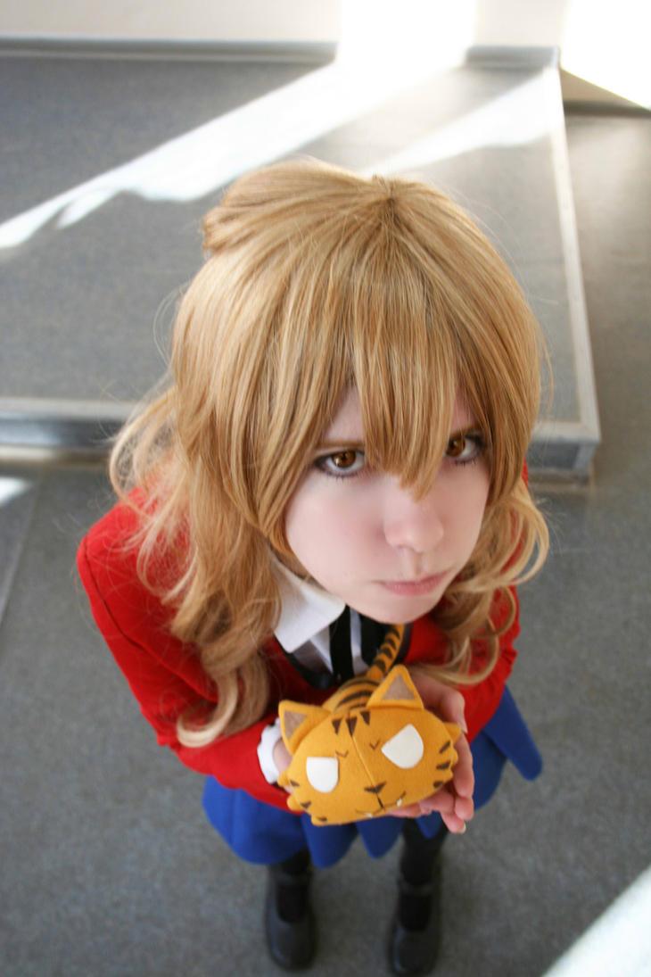 Taiga cosplay by Tenori-Tiger