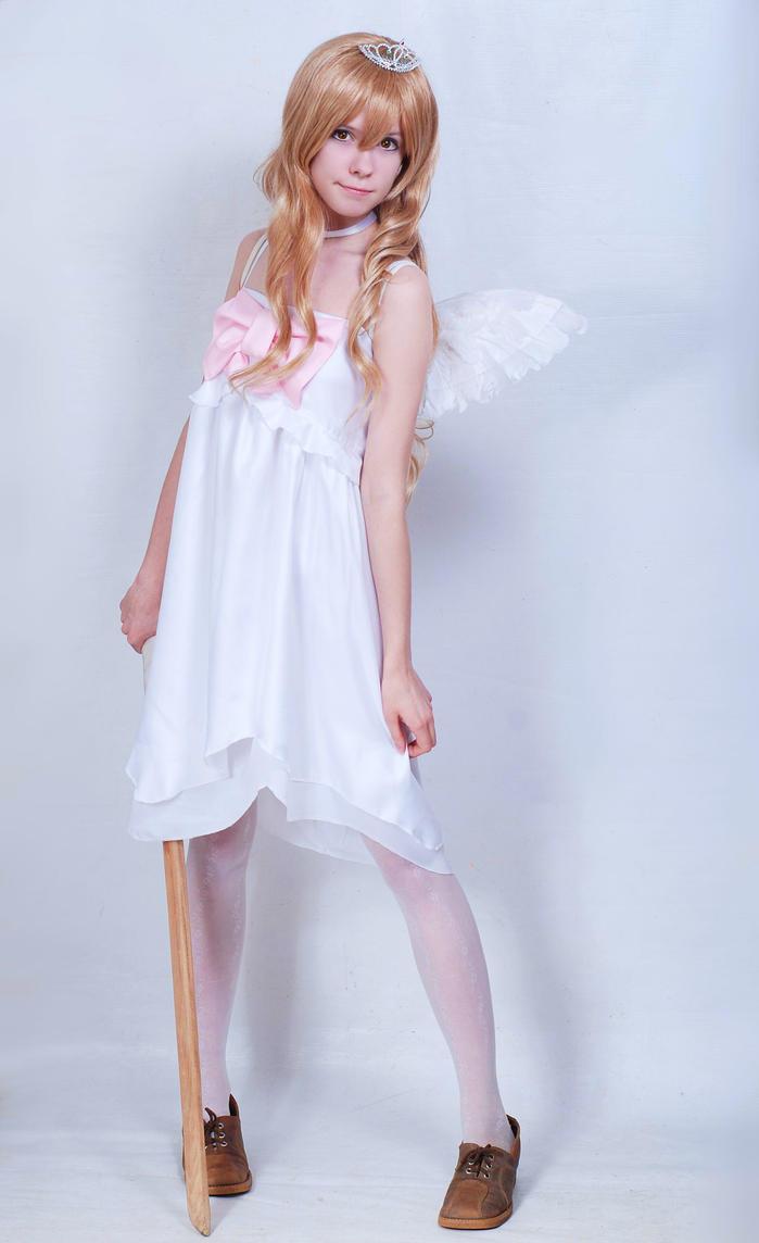 Taiga Aisaka Angel 2 by Tenori-Tiger