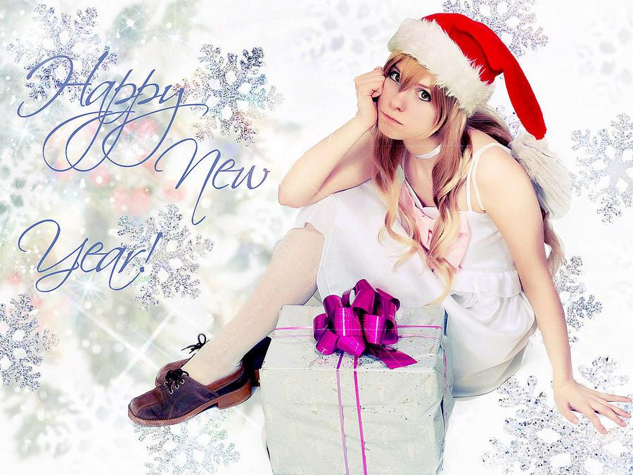 Merry Little Christmas Taiga by Tenori-Tiger