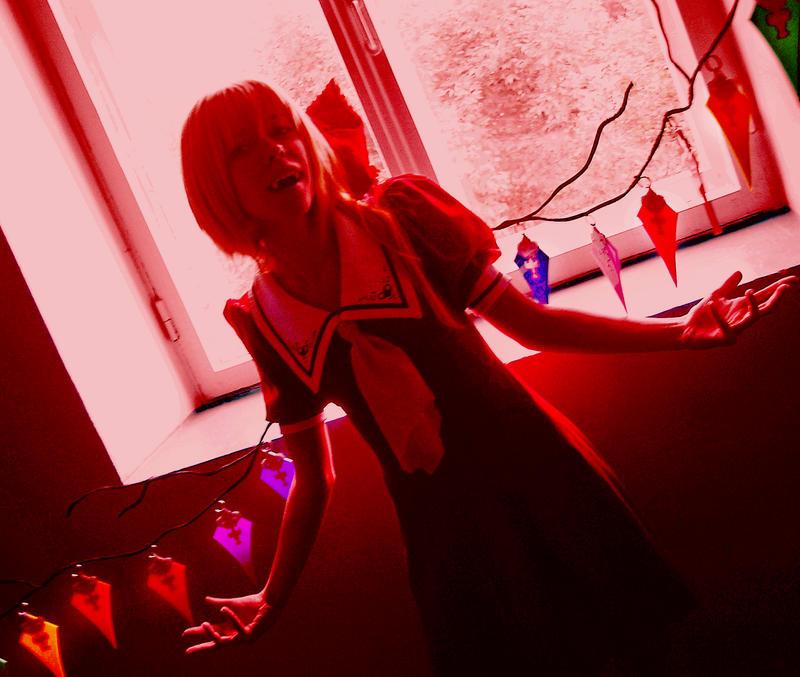 Flandre Scarlet by Tenori-Tiger