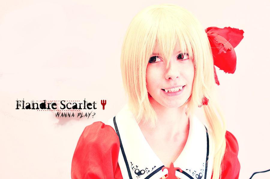 Flandre Scarlet 3 by Tenori-Tiger