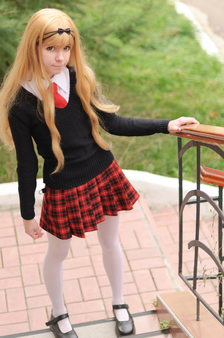 Mashiro Rima cosplay by Tenori-Tiger