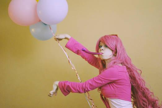 Pinkie cosplay