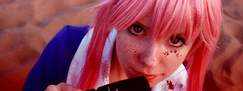 Yuno cosplay by Tenori-Tiger