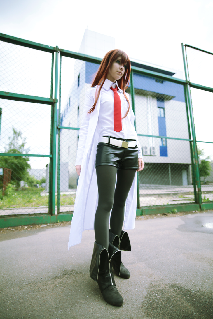Makise Kurisu cosplay by Tenori-Tiger