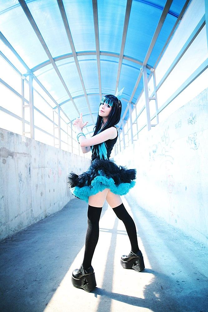 Blue star by Tenori-Tiger