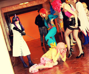 Welcome to ponyville - Shed.MOV cosplay by Tenori-Tiger