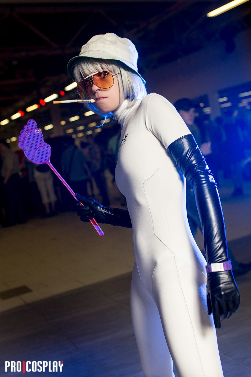 GLaDOS Raoul Duke cosplay by Tenori-Tiger