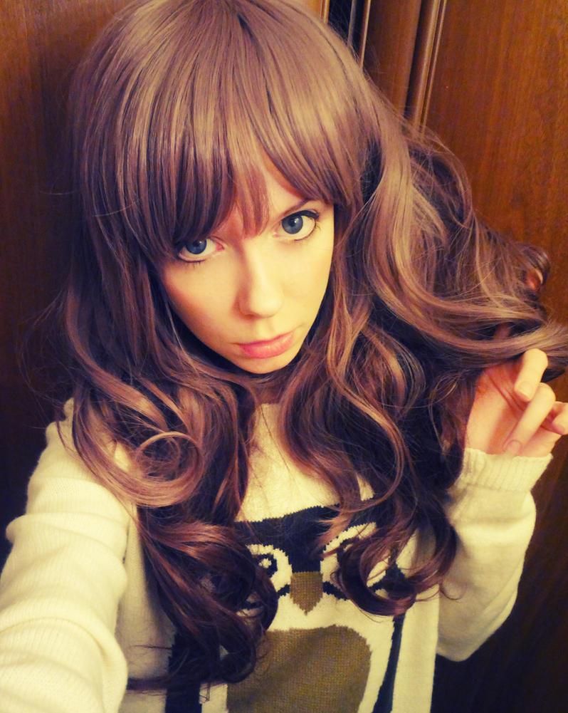 It's me... by Tenori-Tiger