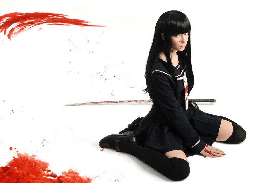 Konoe Ototsugu art cosplay girl by Tenori-Tiger