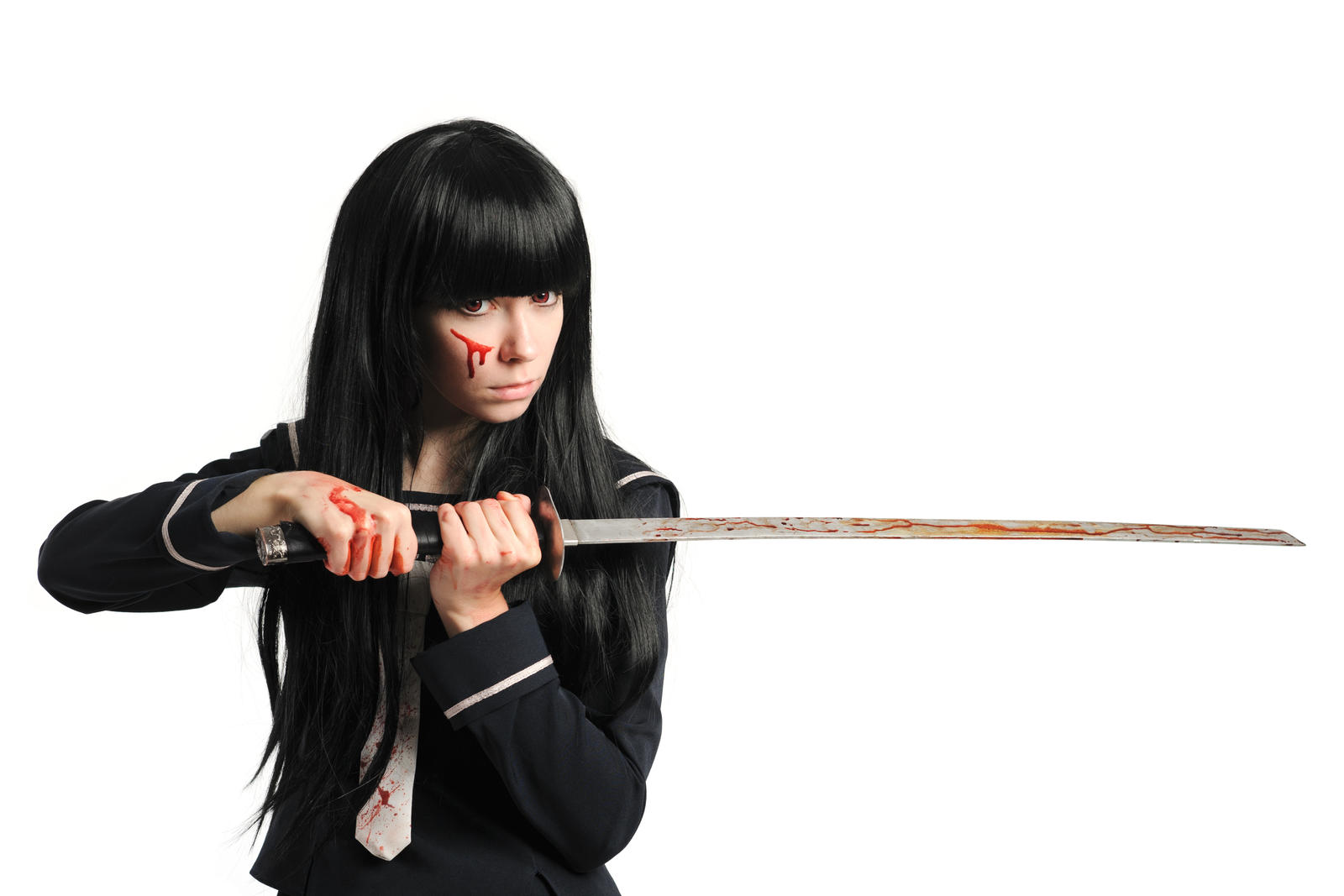 Konoe Ototsugu art cosplay