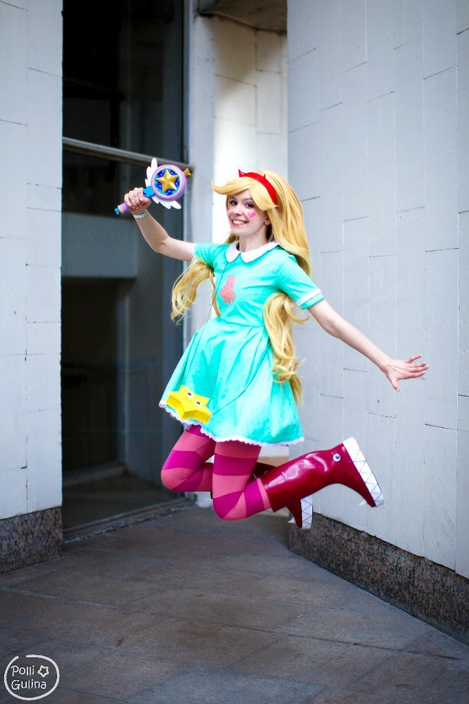 Star vs The Forces of Evil Cosplay by Tenori-Tiger