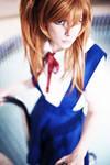 Asuka Langley cosplay Evangelion