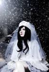 Milky Ange set white bride