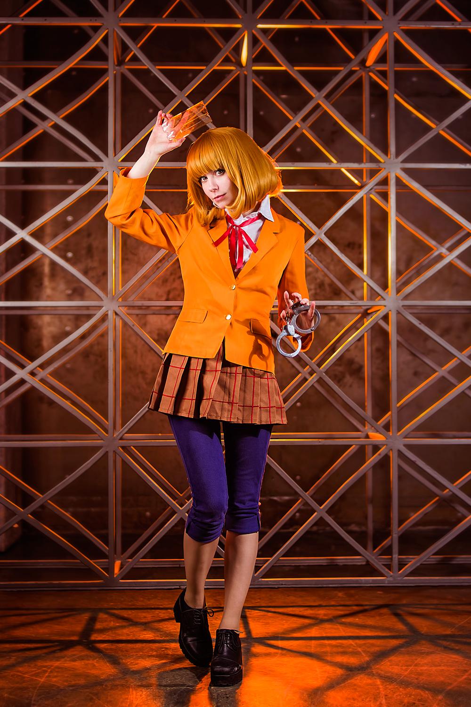 Hana Midorikawa cosplay Prison school by Tenori-Tiger