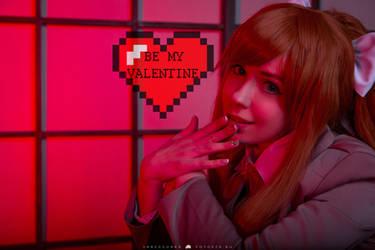 Happy Valentine's Day my darling by Tenori-Tiger