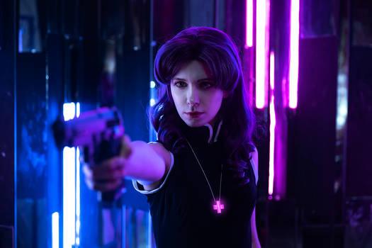 Misato Katsuragi cosplay Evangelion