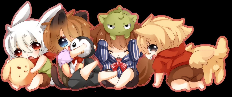 Doubutsu Children by Hachiimi
