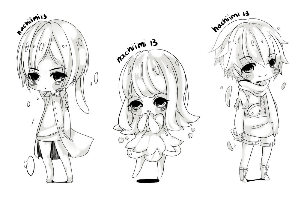 [REQUEST] BW Chibi batch 1 by Hachiimi