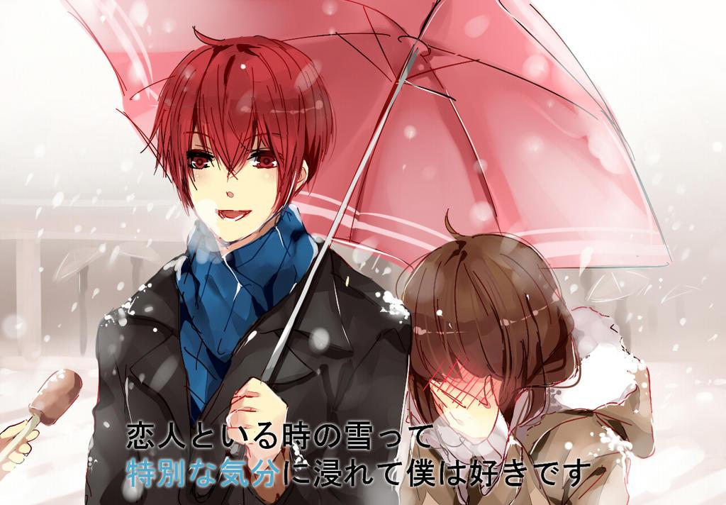 Snow Storm Interview Meme Lol by Hachiimi